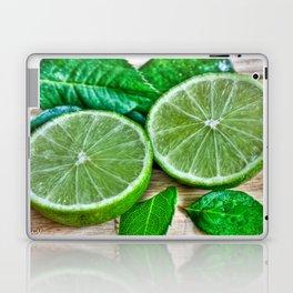 Green Limes & Mint Laptop & iPad Skin