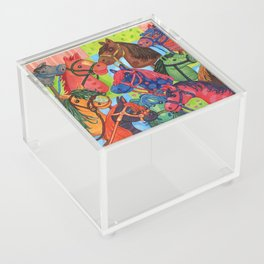 Happy Hobby-Horses Acrylic Box