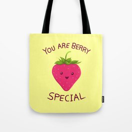 Fruity Truth Tote Bag
