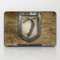 tomb raider iPad Cases featuring Tomb Raider by Liquidsugar