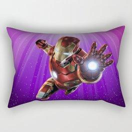 Iron Man Rectangular Pillow