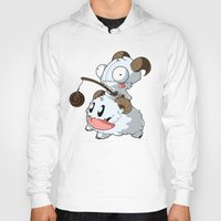 invader zim Hoodies featuring Invader Poro by HelloTwinsies