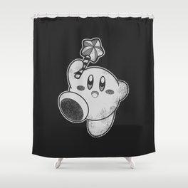Kirby's Dream Land Shower Curtain