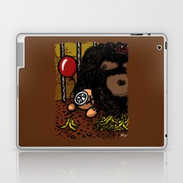 La cage du gorille Laptop & iPad Skin