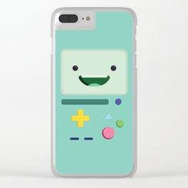 BMO Clear iPhone Case