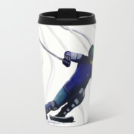 Blue Racer Travel Mug