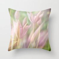 romantic Throw Pillows featuring Romantic by pf_photography
