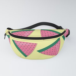 Watermelon Crawl Fanny Pack