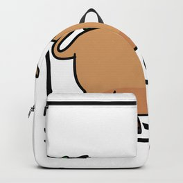 fitness cow Backpack