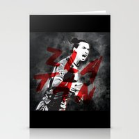 zlatan Stationery Cards featuring Zlatan by DL Design