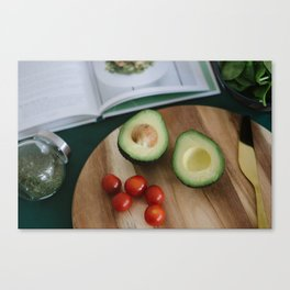 diet life Canvas Print