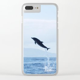 The sky is the limit Clear iPhone Case