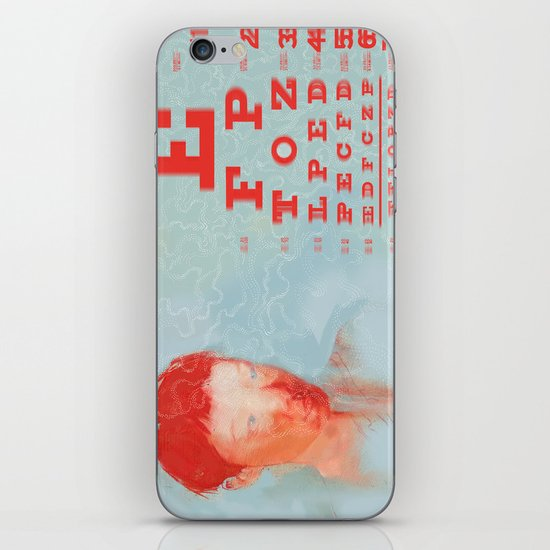 """The 20/20 Experience 2"" by Justin Hopkins iPhone & iPod Skin"