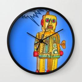 Smooth Robot Wall Clock