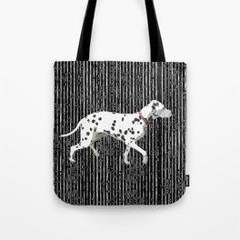 Dalmation - Lily Tote Bag