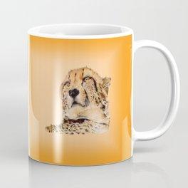 Season of the Big Cat - Cheetah at Rest Coffee Mug