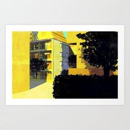 Room 10 Art Print