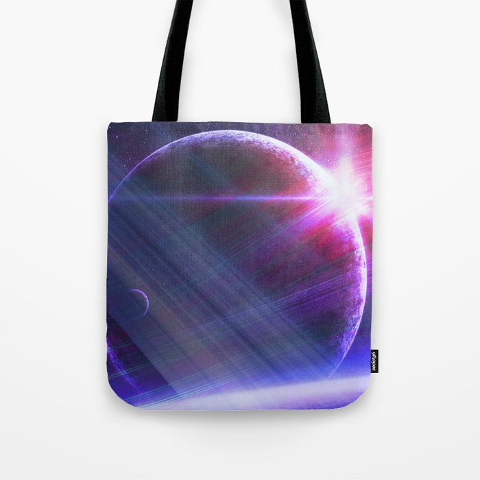 Parallel world Tote Bag