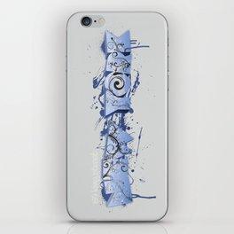 84 King St. New York iPhone Skin