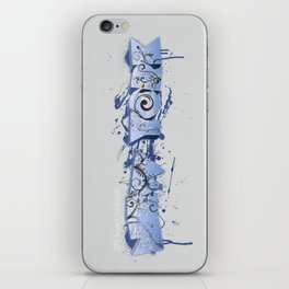 84 King St. New York iPhone Skin