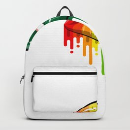 Proud LGBT Dad Perfect Christmas Gift Backpack