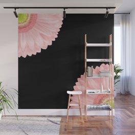Pink Gerberas Wall Mural