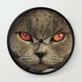 Tomcat Diesel Wall Clock