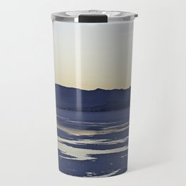 Utah Salt Flats Travel Mug