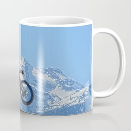 Revelstoke Ride - MotoX Racing in British Columbia Coffee Mug