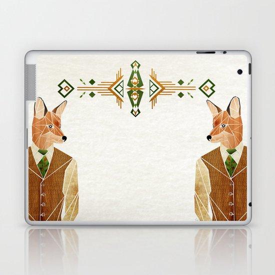 mister fox Laptop & iPad Skin
