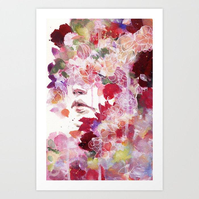 Découvrez le motif GARDEN IV par Agnes Cecile en affiche chez TOPPOSTER