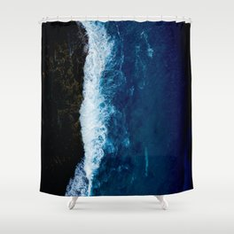 Sea 8 Shower Curtain