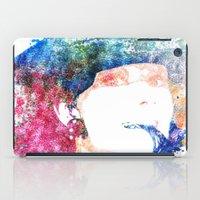 hepburn iPad Cases featuring Audrey Hepburn by Heaven7