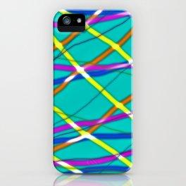 Glow Colour iPhone Case
