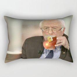 This Tea Berns Rectangular Pillow