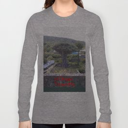 el Drago Teneriffa  (A7 B0101) Long Sleeve T-shirt
