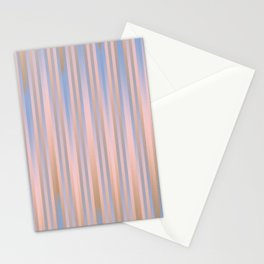 Iced Coffee Serenity Rose Quartz Pattern 2 Stationery Cards