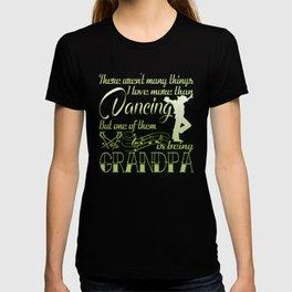 Dancing Grandpa T-shirt