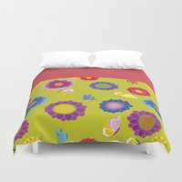 ukraine Duvet Covers featuring Picturesque Ukraine by rusanovska