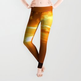 I Want To Live As I Have Never Lived Leggings