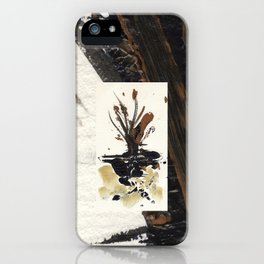 In Limbo - Sepia I iPhone Case