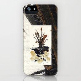 In Limbo - Sepia I iPhone Case