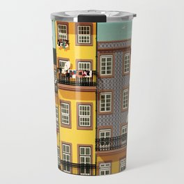 Portugal - Porto Travel Mug