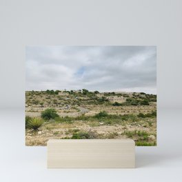 Carlsbad Caverns - New Mexico Mini Art Print