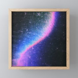 Electric Attraction Framed Mini Art Print