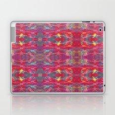 Sirena on fire. Laptop & iPad Skin