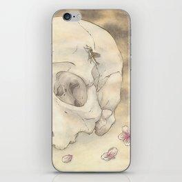 Ephemeral iPhone Skin