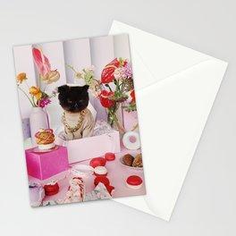 Muad'Dib the Maximalist Stationery Cards