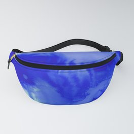 A Tranquil Dream No.1b by Kathy Morton Stanion Fanny Pack