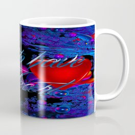 "March Madness ""Heart"" Coffee Mug"